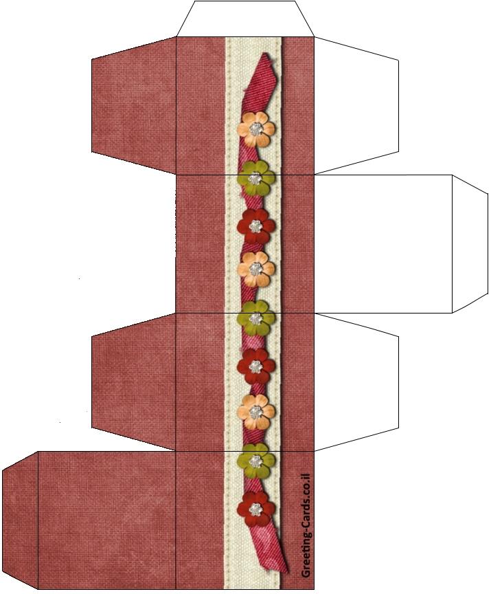 קופסאות מעוצבות להדפסה