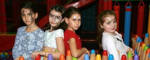 משחקים למסיבת יום הולדת ילדים
